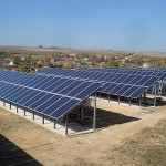 72kW Ground mounted solar power plant image 2